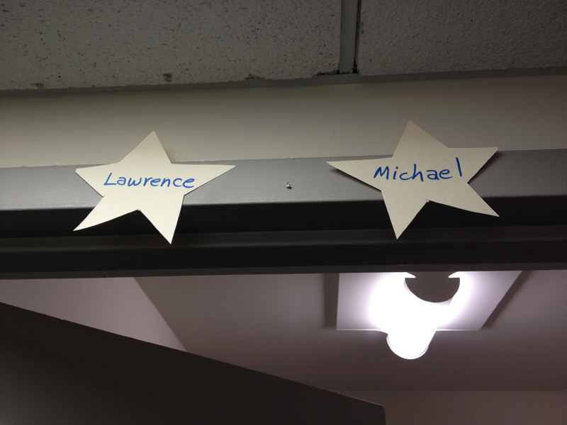 More Stars over the Dressing Rooms